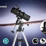 Bresser N 114_500 Pluto EQ-Sky Verpackung