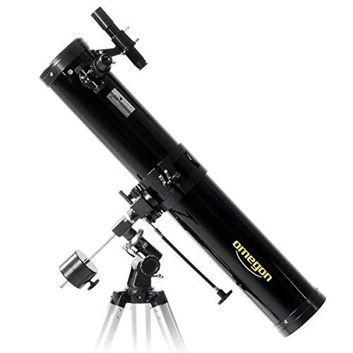 Omegon Teleskop N 114_900 EQ-1 (2)