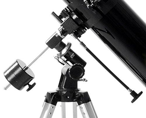 Omegon teleskop n eq montierung teleskop guide