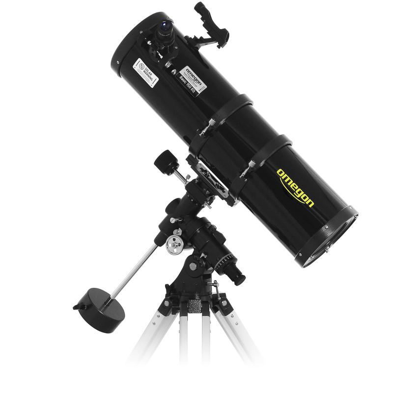 Omegon-Teleskop-N-150-750-EQ-4