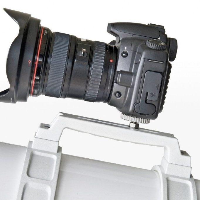 Bresser Messier AR-127L_1200 EXOS-2 EQ5 Kamerahalterung